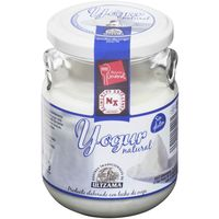 Ulzama yogur natural de 200g. en bote