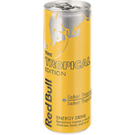 Red Bull tropical edition bebida energetica sabor tropical de 25cl. en lata