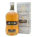 Jura whisky single malt 10 years de 70cl.