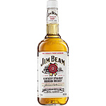 Jim Beam bourbon whisky de 1l. en botella