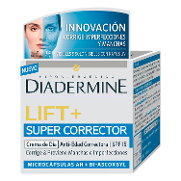 Diadermine crema dia antiedad lift super corrector de 50ml.