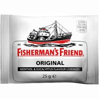 Fisherman's Friends caramelo lc fisherman`s de 25g. en paquete