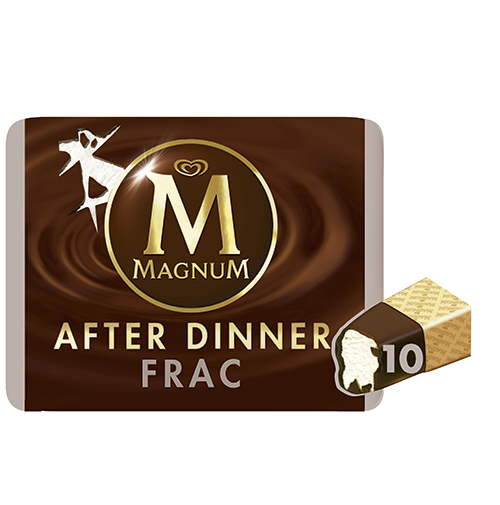Magnum frigo after dinner frac estuche de 35cl. por 10 unidades