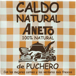 Aneto caldo natural puchero envase de 50cl.