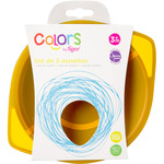 Tigex colors platos marinos 3 meses blister por 3 unidades