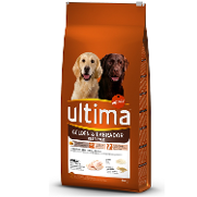 Ultima comida golden labrador retriever pollo de 14kg.