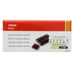Eroski Basic chocolate negro fondant tableta de 150g.