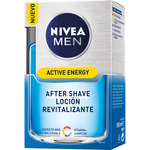 Nivea For Men hombre skin energy after shave locion splash refresca calma piel de 10cl. en bote