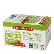 Ethiquable te tonico con guarana 20