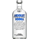 Absolut vodka sueco de 1l.