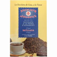 Chocolate rallado jolonch de 300g.
