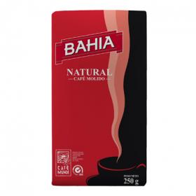 Bahia cafe natural de 250g.