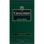 Crossmen eau toilette original masculina de 10cl. en spray