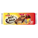 Balconi pastelitos mix max chocolate 10u de 350g.