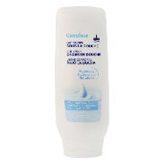 Carrefour body milk bajo ducha piel normal seca de 40cl.