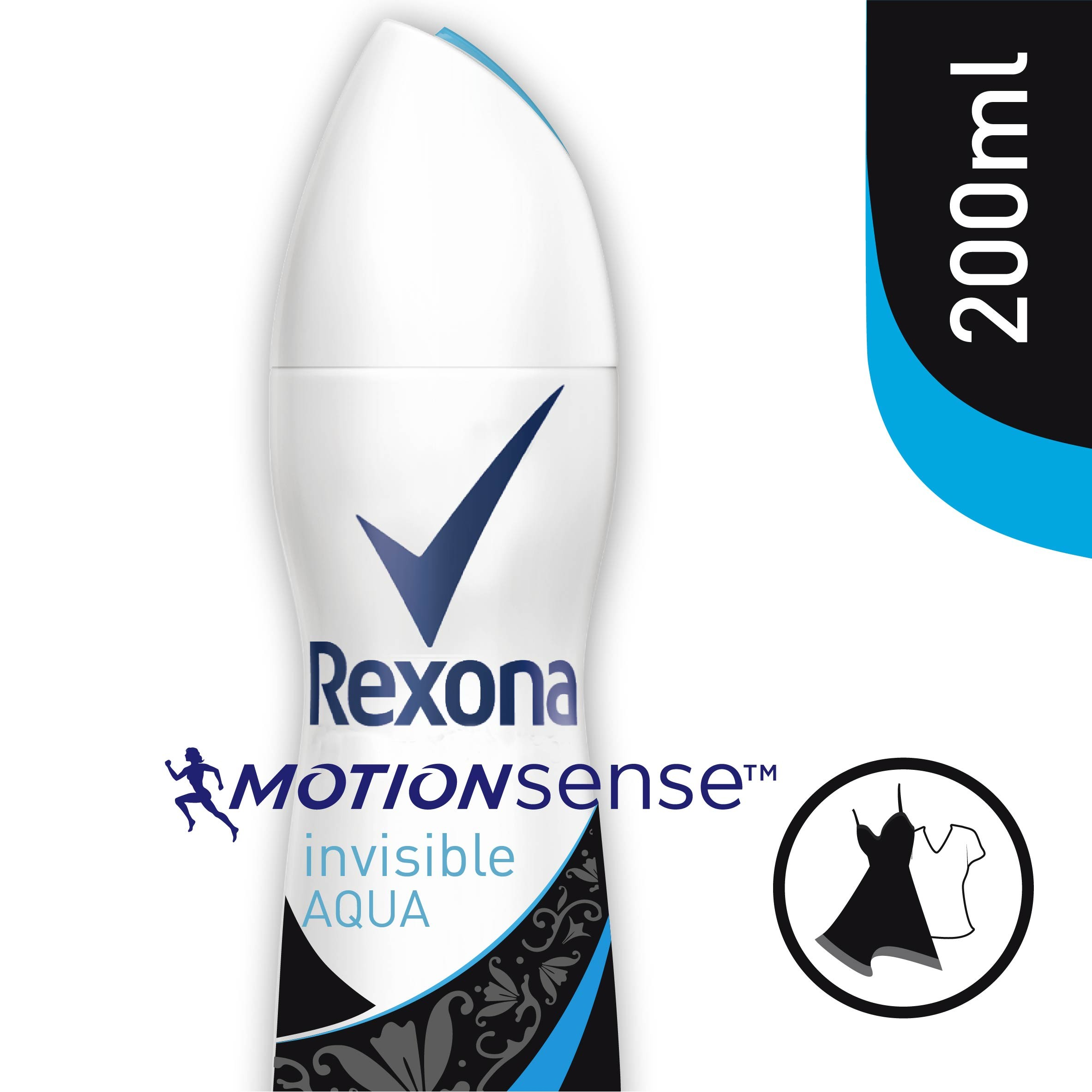Rexona women desodorante corporal clear diamond antitranspirante sin alcohol de 20cl. en spray