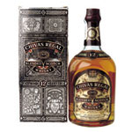 Regal chivas whisky de 70cl.