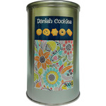 Galletas danish cookies de 300g. en lata