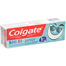 Colgate pasta dentifrica smiles junior 6 años tubo de 50ml.