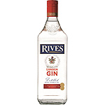 Rives ginebra de 70cl.