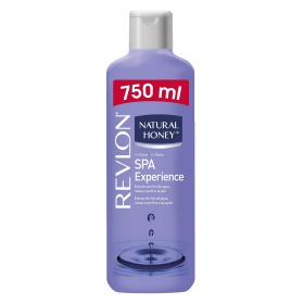 Natural Honey gel baño spa de 75cl.