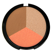 Polvo bronceadores bronzed proffesional shimme freedom