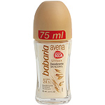 Babaria desodorante roll on avena unisex sin alcohol envase de 75ml.