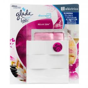 Glade ambientador electrico relax zen by brise glade