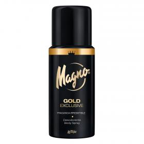 Magno desodorante gold exclusive de 15cl. en spray