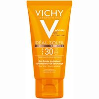 Vichy gel bronce fp 30 ideal soleil tubo aftersun de 12,5cl.