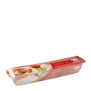 Carrefour masa pizza de 260g.