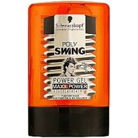 Poly Swing power gel fijacion maxx de 30cl. en bote