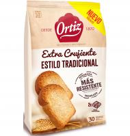 Ortiz pan brasa normal por 30 unidades