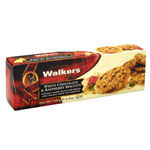 Walkers galletas white choco & raspberry de 150g.