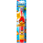 Angry Birds dc pharm cepillo electrico dientes infantil suave niños 2 6 años blister