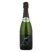 Castell Del Llac cava brut nature exclusivo carrefour de 75cl.