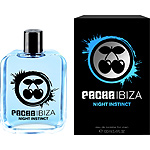 Pacha ibiza night instinct eau toilette masculina de 10cl. en spray