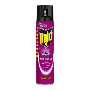 Raid insecticida multi insectos agradable fragancia de 40cl. en spray