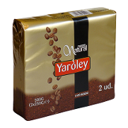 Café molido natural yaroley de 250g. por 2 unidades