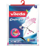Vileda funda tabla plancha confort plus 110 130 x 30 45 cm envase