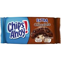 Chips Ahoy galleta extra choco de 182g. en paquete