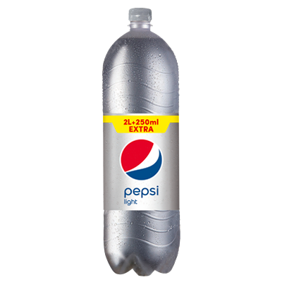 Pepsi refresco cola light de 2,25l. en botella