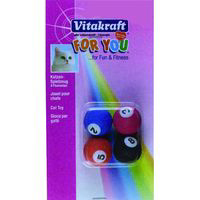 Vitakraft bolas billar gatos for you