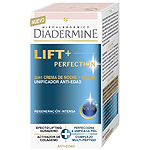Diadermine lift perfection 2 en 1 crema noche serum unificador antiedad regeneracion intensa de 50ml. en bote