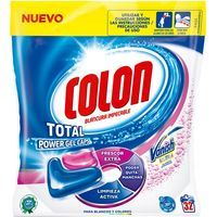 Colon detergente en capsulas vanish 32