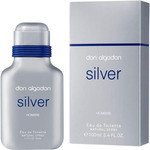 Don Algodon silver eau toilette natural masculina de 10cl. en spray