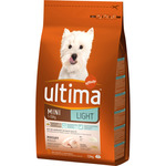 Ultima mini light de 1,5kg. en paquete