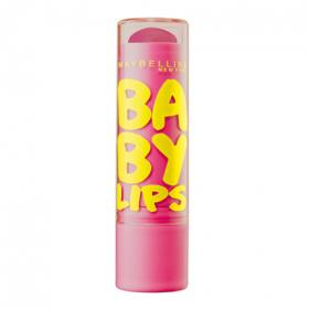Maybelline balsamo labial baby lips pink punch