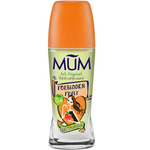 Mum desodorante roll on forbidden fruit antitranspirante 48 h envase de 50ml.