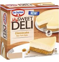 Dr Oetker cheesecake new york style